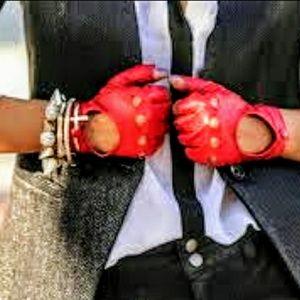 BCBG Max Azria Fingerless Gloves